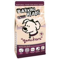 Barking Heads Quackers Grain Free - 2kg