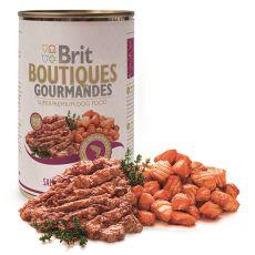 Brit Boutiques Gourmandes Salmon Bits & Pate 400 g