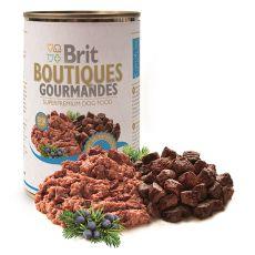 Brit Boutiques Gourmandes Duck Bits & Pate 400 g