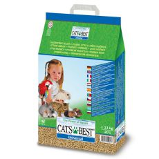 Podestýlka do WC – Cat's Best Universal 20 l
