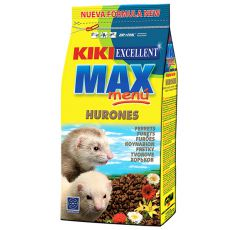 KIKI EXCELLENT MAX MENU – krmivo pro fretky, 800 g