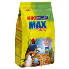 KIKI MAX MENU Exotic – krmivo pro exotické ptactvo 500 g