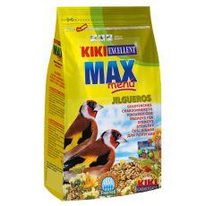 KIKI MAX MENU Goldfinches – krmivo pro drobné exoty 500 g