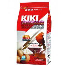 KIKI ROOD MOUSSE – krmivo na vybarvení peří kanárků 1 kg