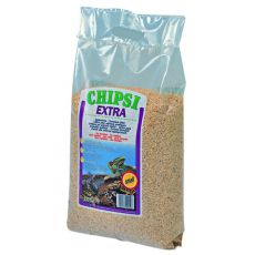 CHIPSI EXTRA SMALL – jemná podestýlka z bukového dřeva 15 kg