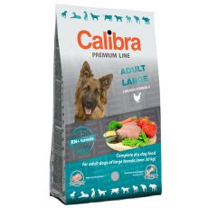 CALIBRA Dog Premium Line ADULT LARGE 12 kg