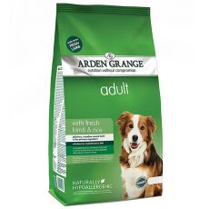 ARDEN GRANGE Adult rich in fresh lamb & rice, 12 kg