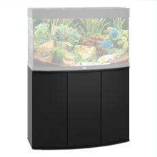 Skříňka JUWEL Vision 180, černá, 92x41x73 cm
