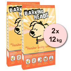 Barking Heads Tender Loving Care 2 x 12 kg