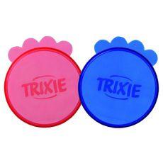 Trixie víčka na konzervy 10,5 cm, 2 ks