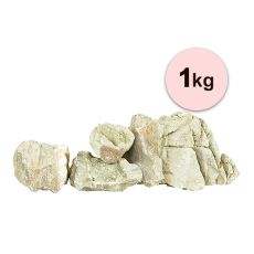 Kámen do akvária Grey Luohan Stone S – 1 kg