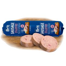 BRIT Sausage Chicken & White Fish 800 g