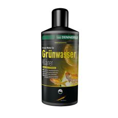 DENNERLE Grünwasser-Klarer 500 ml – proti zeleným řasám