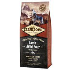 Brit CARNILOVE Lamb & Wild Boar Adult 12 kg