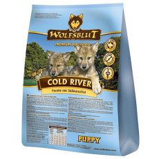 WOLFSBLUT Cold River Puppy 2 kg