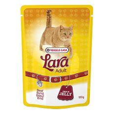 Lara Adult – hovězí v želé 100 g