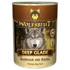 Konzerva WOLFSBLUT Deep Glade, 395 g