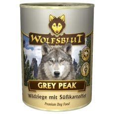 Konzerva WOLFSBLUT Grey Peak PURE, 395 g
