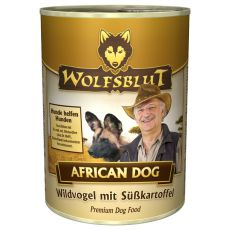 Konzerva WOLFSBLUT African Dog, 395 g