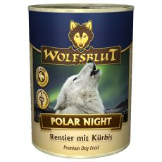 Konzerva WOLFSBLUT Polar Night, 395 g