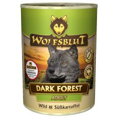 Konzerva WOLFSBLUT Dark Forest, 395 g