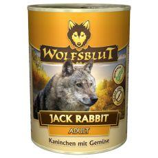 Konzerva WOLFSBLUT Jack Rabbit, 395 g
