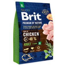 Brit Premium by Nature Adult Extra Large 3 kg