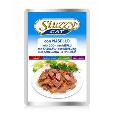 Stuzzy cat kapsička – treska, 100 g