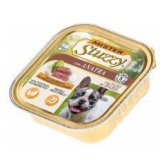 Vanička Mister STUZZY Dog – kachna, 150 g