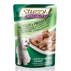 Stuzzy Speciality Dog – kuřecí se šunkou, 100 g