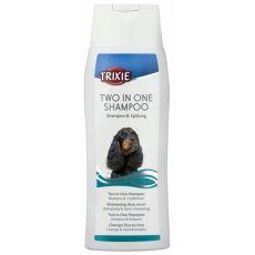 Šampon pro psy 2in1, 250 ml