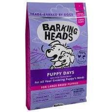 BARKING HEADS Puppy Days PUPPY LARGE BREED 12 kg
