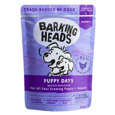 BARKING HEADS Puppy Days GRAIN FREE 300 g