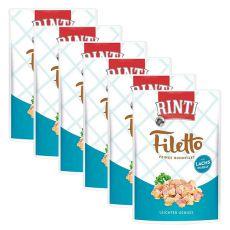 Kapsička RINTI Filetto kuře + losos, 6 x 100 g