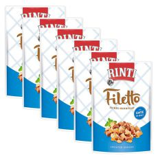 Kapsička RINTI Filetto kuře + kachna, 6 x 100 g