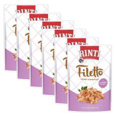 Kapsička RINTI Filetto kuře + šunka, 6 x 100 g
