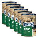 Happy Dog Pur – Goat / koza, 6 x 400g, 5+1 GRATIS