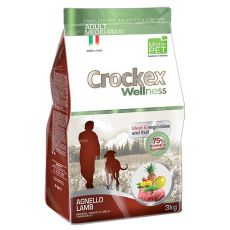 Crockex Adult Lamb & Rice 3 kg