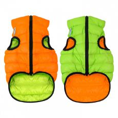 Vesta AiryVest Colar oranžovo-zelená, XS 30