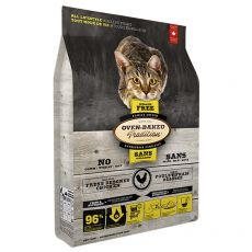 Oven-Baked Grain Free CAT All Life Stage Chicken 1,13 kg
