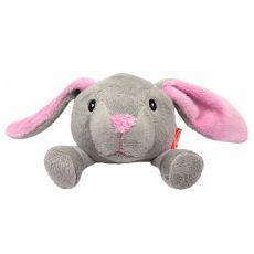 Plyšový pískací králík – hlava