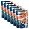 Stuzzy Speciality Cat - losos, 6 x 100 g