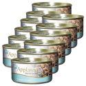 Applaws Cat - konzerva pro kočky s tuňákem, 12 x 70g