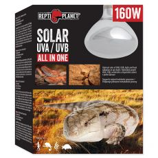 Žárovka REPTI PLANET Solar UVA & UVB 160 W