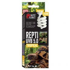 Žárovka REPTI PLANET Repti UVB 5.0 Tropical 26 W