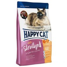 Happy Cat Sterilised Atlantik Lachs / Losos 4 kg