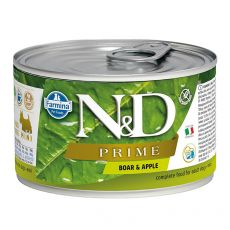 Farmina N&D dog Prime Boar & Apple 140 g
