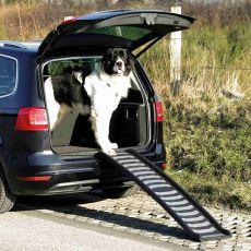 Plastová skládací rampa pro psy, 39 x 160 cm