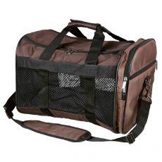 Přenosná taška pro psy, kočky a hlodavce Samira, 28 x 30 x 47 cm