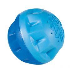 Hračka pro psa – chladicí míč, modrý 8 cm